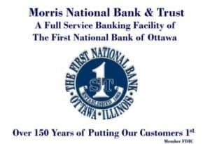 Morris National Bank & Trust logo