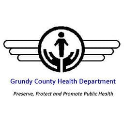 Grundy County Health Department logo
