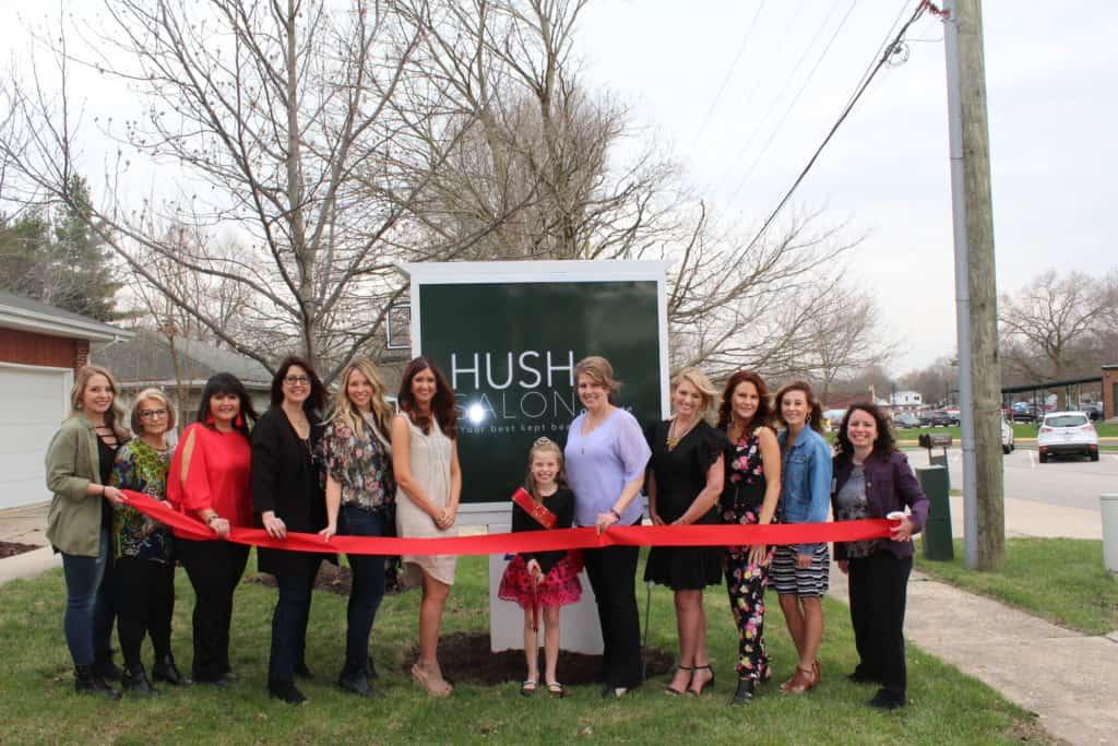 Chamber Business Spotlight: HUSH Salon on Sage