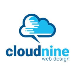 Cloud-Nine-Web-Design-Logo