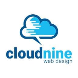 Cloud-Nine-Web-Design-Logo