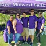 first midwest bank Golf outing for chamber