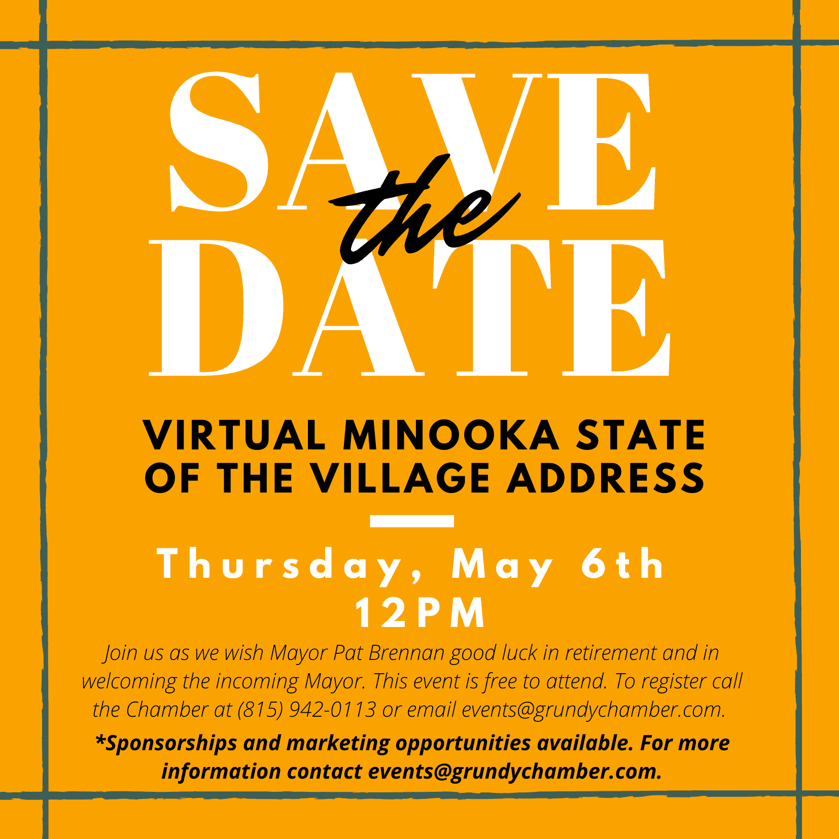 Virtual Minooka state of the village